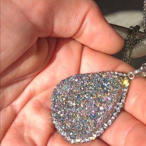 Titanium Aura Necklace